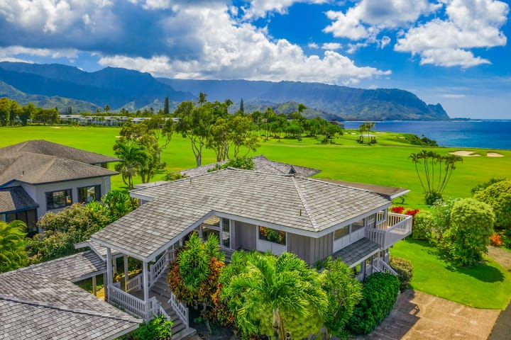 Island Living 3 bedroom home on the golf course