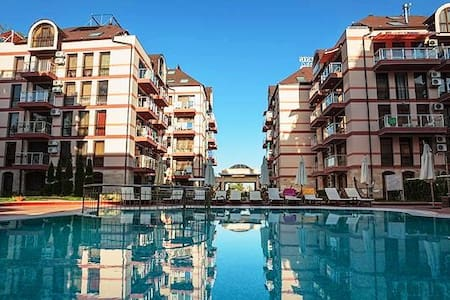 Luksusowy apartment, Tarsis 2A40 - Солнечный берег - Квартира