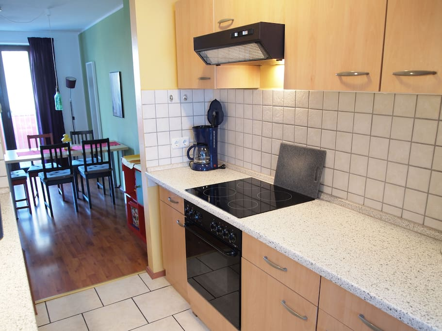 Küchenbereich/Kitchen