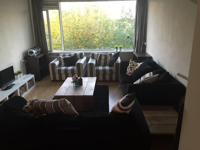Centraal gelegen kamer in ruim appartement - Utrecht - Apartment