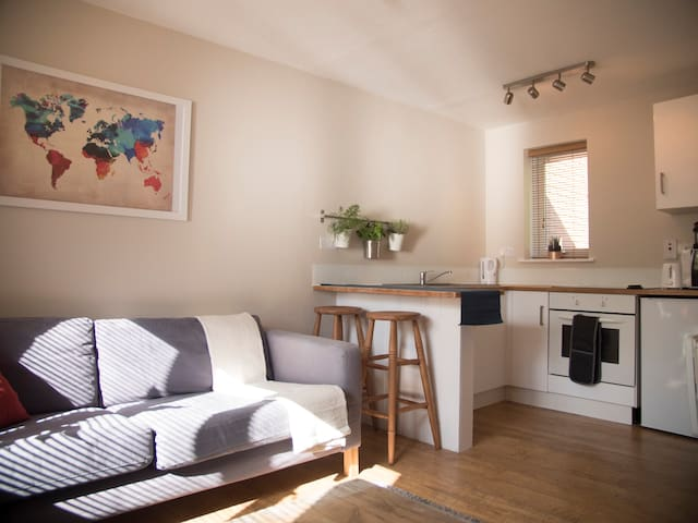 Cosy 1 bedroom apartment - Wimborne Minster - Pis