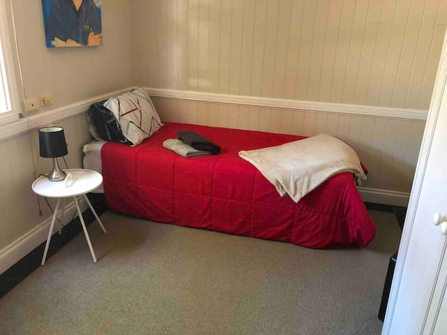 5. Single Bed / Study Desk / Shared Facilities