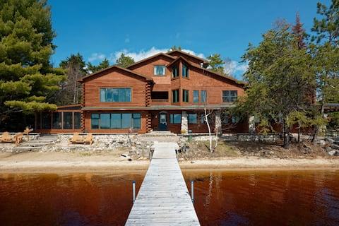 Elbow Lake Lodge Bears Den