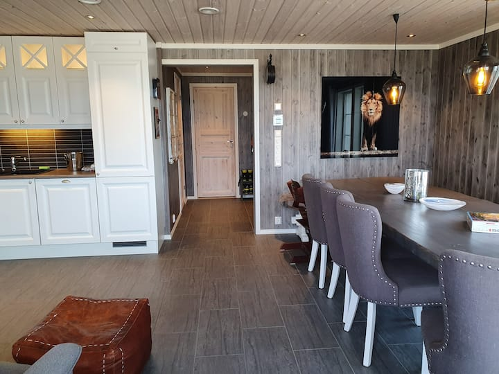 Top Trysil Apartm. with fantastic wiev &  location