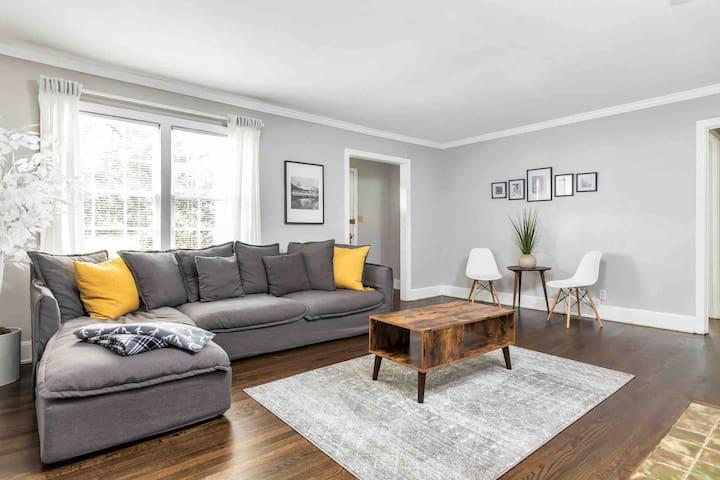 Spacious, Charming Multi-family Home