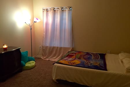 Private Room/Bathroom near DOW, Baton Rouge & LSU - Addis - Byt