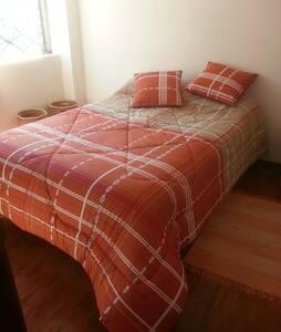 Habitación cómoda - Quito