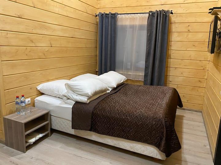 Двухместный номер с 1 кроватью или 2 отдельными