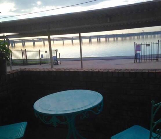 Condo on the lake