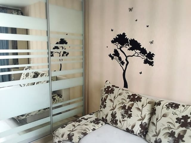Cozy&clean room in Minsk