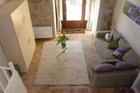 Garden apartment  - Historic Center - Pézenas