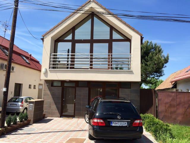 Bratislava - Stupava New comfortable house