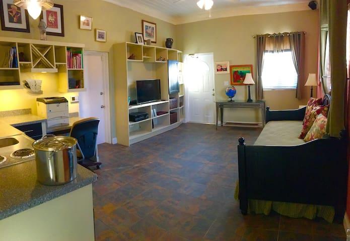 Super-Cozy Apartment Near It All
