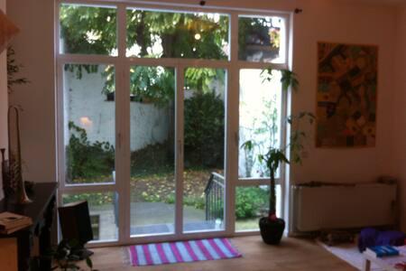 Apartment ground floor in heart of Brussels! - Schaerbeek
