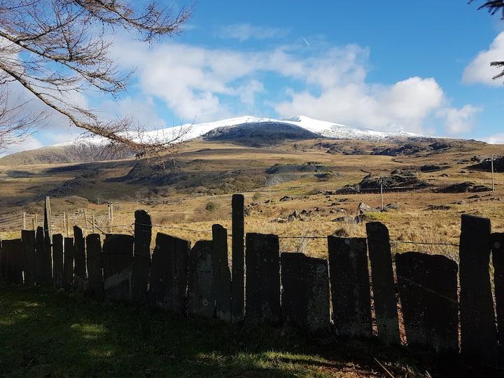 Tan Y Graig, Rhyd Ddu, Snowdonia