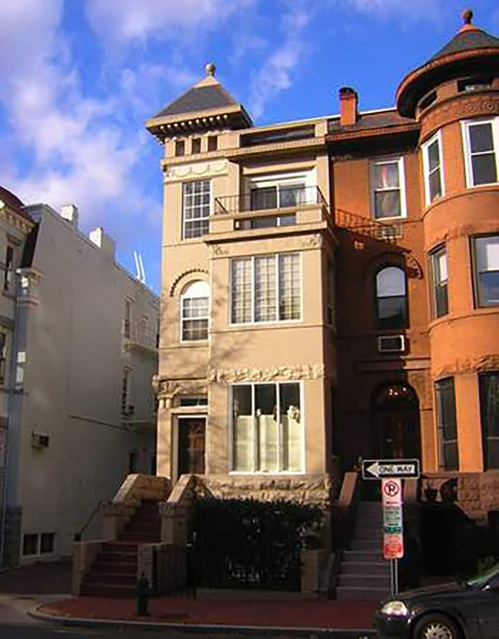 Great Apartment in DC's Best Location