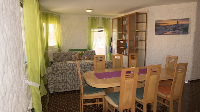 Vila Kula Apartment 3 - Sabunike (Nin)