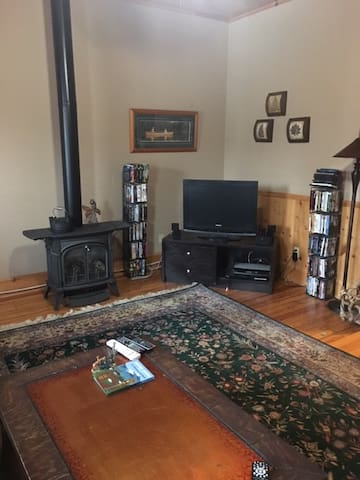 3 Bedroom Apartment on Main Street Old Forge, NY - Old Forge - Daire
