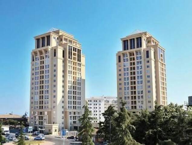 ISTANBUL Luxury Residence Studio - Soganlik Orta Mah. - Huis