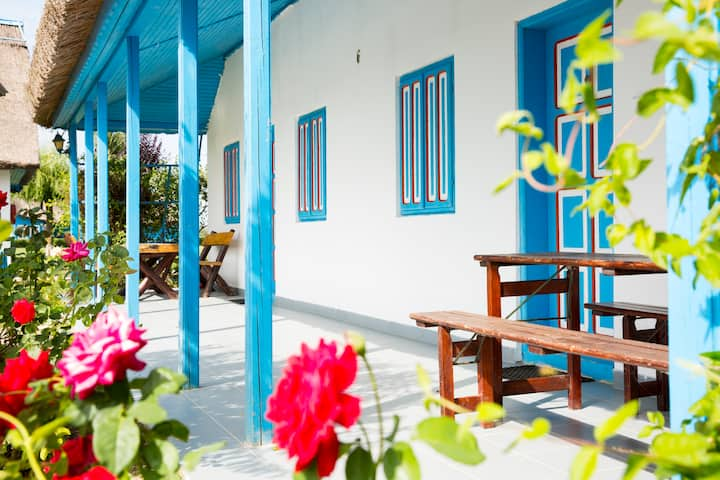 Cormoran Resort - Accommodation in Danube Delta