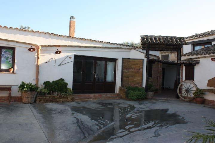 Turismo Rurale, Casa Gelsomino - Sciacca - Alojamento ecológico
