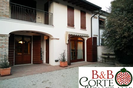 Your home in Court Pomgrana' B&B - Travagliati - Bed & Breakfast