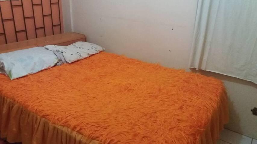 Quarto para confortável, para dormir e descansar. - Curitiba - Apartamento