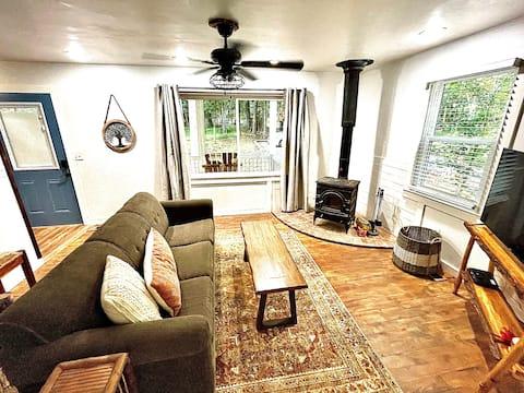 Ky Creek Cabin - Dahlonega's Hidden Gem, Magical !