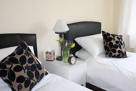 Comfortable TWIN ROOM near Dublin city - Castleknock