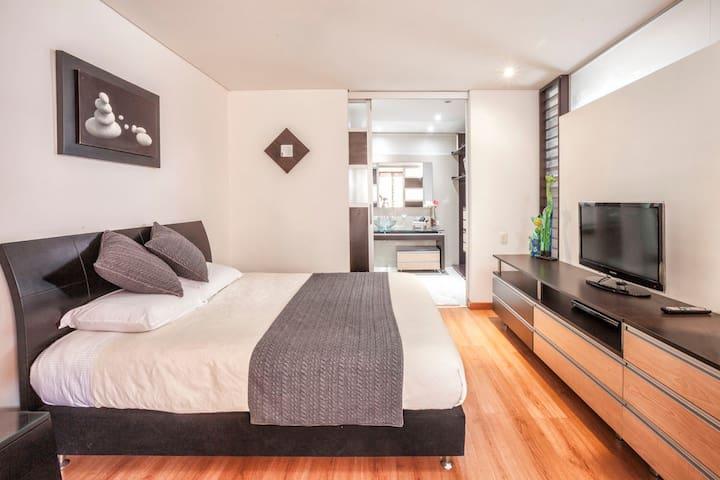 Parque 93 Luxury Apartment - Chico - 304