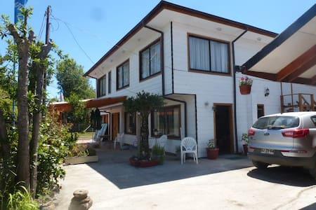 Hostal Playa Grande Lican-Ray - Licanray - Hostel