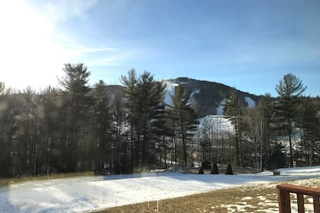 CROTCHED MOUNTAIN SKI AND STAY - Bennington - Casa adossada