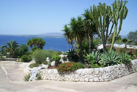 Villa Paradiso - Area Marina Protetta- Siracusa - Plemmirio - Villa