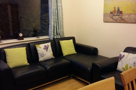 Cosy 3bed apt close to City, - Galway