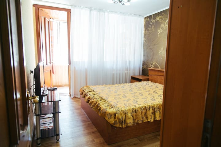 Квартира около набережной, в самом центре Сочи