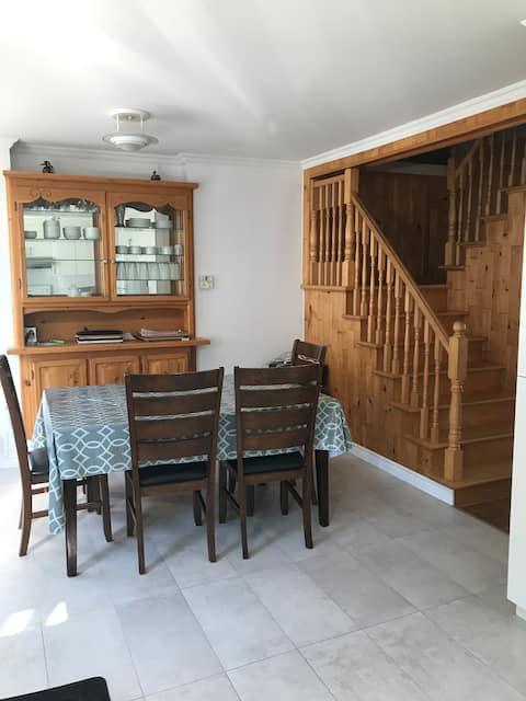 Chambre très tranquille bien située à Baie-Comeau
