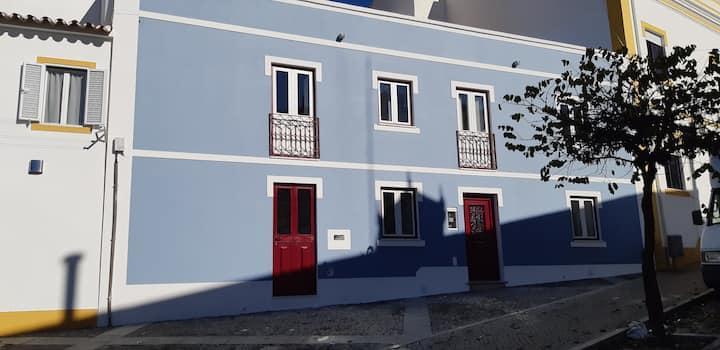 Casa Azul - Quarto Branco