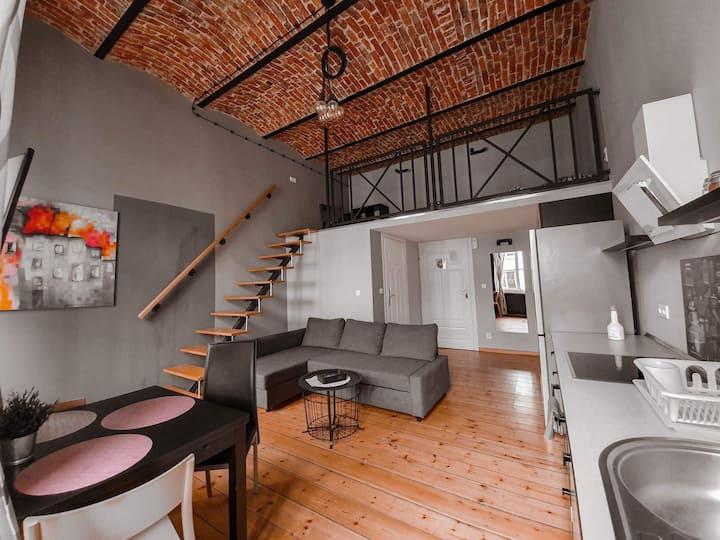 Apartament nr 1 w sercu miasta +paarking gratis