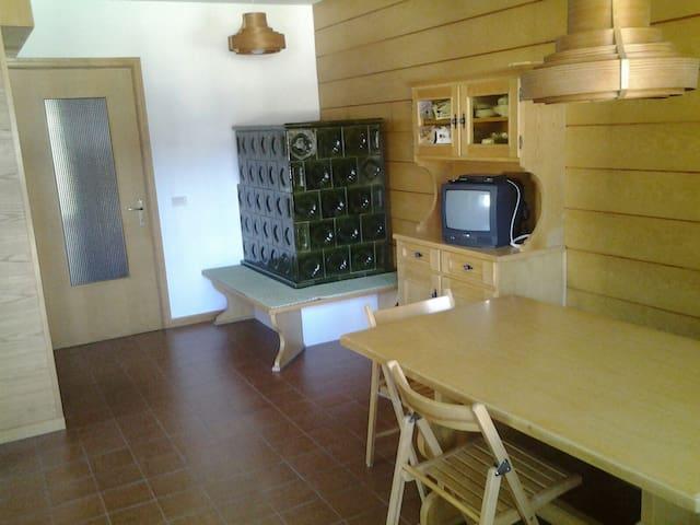 Appartamento in montagna - Bellamonte - Pis