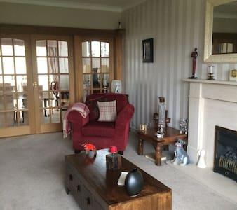 9 Lochpark Doonfoot Ayr KA7 4EU - Ayr - House