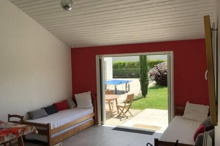 Logement entier dans maison proche Annecy et Aix