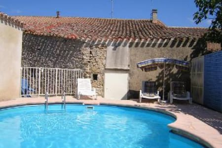 Maison au Pays Cathare avec piscine privative