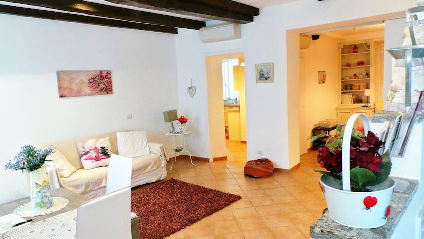 Charming appt. in Via Giulia - Roma - Apartamento