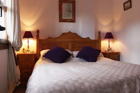 Casa La Ladera Apartment 1 - Granada - Bed & Breakfast
