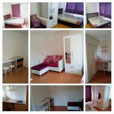 condo LPN สุขุมวิท - ชลบุรี - ตำบล บ้านสวน - Apartament