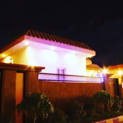 شاليهات واحة صبيا الفندقيه