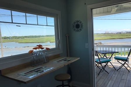 Salty Air Retreat ~ It's all about the views