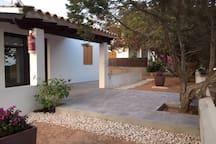Casa Esperanza en Migjorn a 200m de la playa.