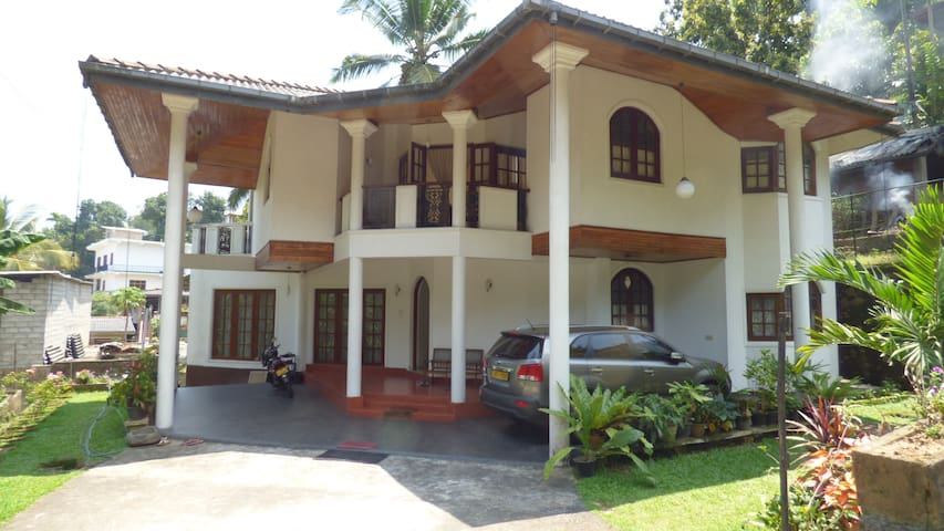 Exotic home saty - Kandy - Hus