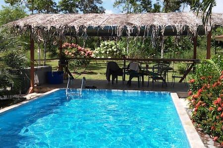 Villa Davina, a tropical oasis in Panama. - Ortak mülk